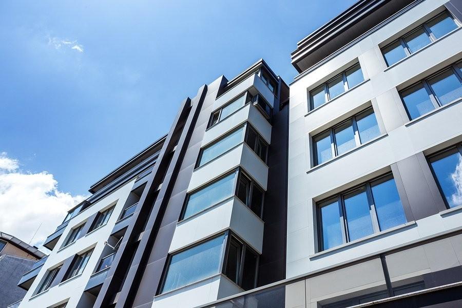 Жилищна сграда бул. Яворов 10  кв. Лозенец