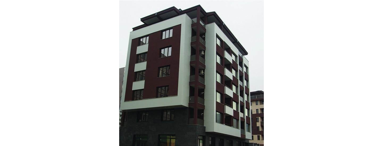 Жилищна сграда в ж.к. Студентски град бл. 61А