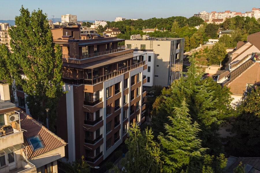 """Жилищна сграда ХЕРА кв. Витоша, ул. """"Димитър Шишманов 7"""""""