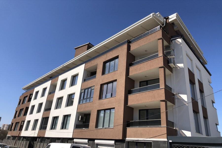 Жилищна сграда ЛЮЛИН, Блок 792